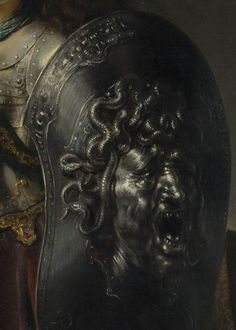 tirant:     Bellona (detail), by Rembrandt