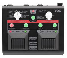 Vox Lil Looper Multi-effects Pedal