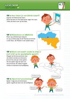 Leerladders 4 School Hacks, Stage, Kids, Dutch, Brain, Toddlers, The Brain, Boys, Dutch Language