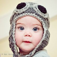 Make a gorgeous handmade hat for your littlest co-pilot. This hat is perfect for keeping little pilots warm on cold flights around the park.The kit is available with either grey or brown wool.This hat is great for photoshoots, dress up or every day use. It makes a great gift for the airplane obsessed in your life. The kit comes with pattern, enough wool to make up to an adult sized hat and a tapestry needle. A hook can be added seperately. From start to finish, I want my designs to be ...