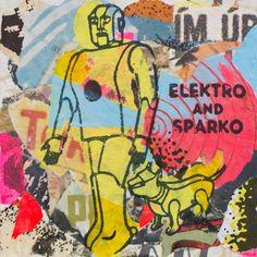 Elektro & Sparko by by Kano & Olivier Broise-Okuuchi