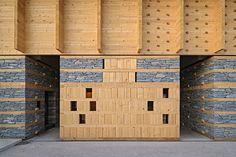 BärenWaldhaus by Architekturbüro Patrick Thurston