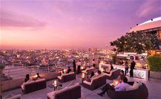 バンコク観光名物!夕日・夜景が美しいルーフトップバー15選 | ORICON NEWS