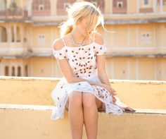 Miss Selfridge summer dress, 2013