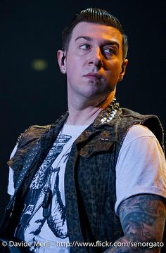 Pics By Davide Merli forwww. Avenged Sevenfold, Jimmy The Rev Sullivan, Zacky Vengeance, Synyster Gates, Cute Celebrities, Celebs, Welcome To The Family, Most Beautiful Man, Perfect Man