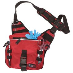 5.11 - PUSH PACK +R -- One of their EMS / Fire Bags --- I have a push pack and its very well made.