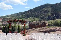 Its absolutely beautiful there at Willow Ridge Manor - Colorado Springs, CO! Colorado Wedding Venues, Wedding Reception Venues, Wedding Ceremony, Wedding Dreams, Dream Wedding, Wedding Day, Denver Colorado, Colorado Springs, Here Comes The Bride