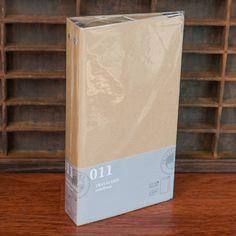 Traveler's Notebook 011 Binder - Store your used Midori Refills