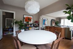 House Tour:Lisa's Earthy Vintage Modern   Apartment Therapy