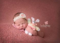 Rabbit Knit By Navy's Great Grandmother!    www.lfosterphotography.com