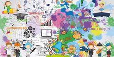 Geleceğin Mimarları #stem #poster #afiş #eğitimposteri #okulposteri #yaratıcıposter