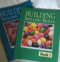 Christian Liberty Press - Building Spelling Skills Book 1 - Review by Shirley at The Curriculum Choice
