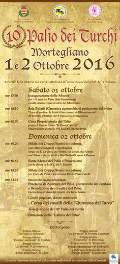 Italia Medievale: 10° Palio dei Turchi a Mortegliano (UD)