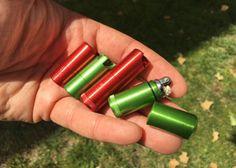 CountyComm - Maratac Lighter Anodized