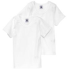 Cotton jersey  Crew neck Short sleeves - £ 10