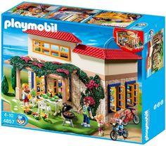 Playmobil – 4857 – Jeu de construction – Maison de campagne | Your #1 Source for Toys and Games