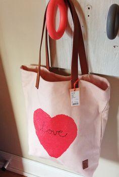 #kalason #inlovewiththebag #hearts #becksöndergaard