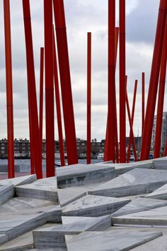 Galería de Grand Canal Square / Martha Schwartz Partners - 12