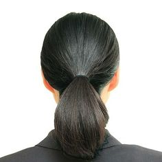 Ponytail Hairstyles, Hair Ponytail, Long Hair Styles, Thick Hair, Beauty, Fashion, Moda, Fashion Styles, Long Hairstyle