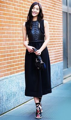 11 Ways to Wear an LBD That Will Get You Noticed | WhoWhatWear
