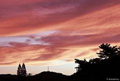 O céu de minha janela. Paulo Waldehiny.