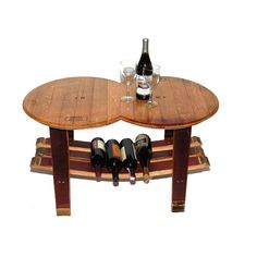 Barrel Head Coffee Table - Overstock™ Shopping - The Best Prices on Coffee, Sofa & End Tables