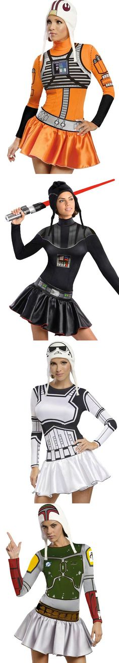 Star Wars Costumes. THESE.ARE.AWESOME.