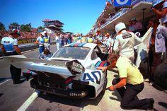 1976 Rolf Stolemmen's Porsche 935  La Mans 24h