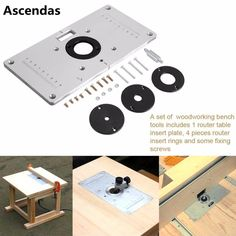 Woodpeckers pre drilled aluminum router plates router pinterest woodpeckers pre drilled aluminum router plates router pinterest router plate keyboard keysfo Images