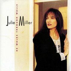 JULIE MILLER - He Walks Through Walls - CD (Christian, Country)