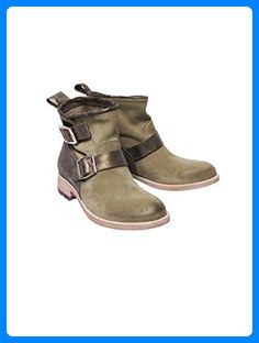 NOBRAND Damen Booties Blue Bell mimo bamboo mimo bamboo 41 - Stiefel für frauen (*Partner-Link)