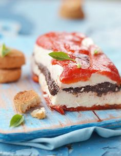 cheese terrine.3 by Zoryanchik, via Flickr