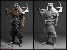 Assassin's Creed Brotherhood Characters - Page 5