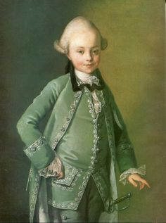 Bobrinsky (variation) - 1750–75 in Western fashion - Wikipedia