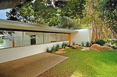 The Singleton House  Designer: Richard Neutra  Location: Los Angeles, CA