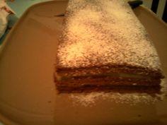 Prajitura pufoasa de post by sofiana78 Vegan Desserts, Deserts, Bread, Food, How To Make Cake, Fine Dining, Brot, Essen, Postres