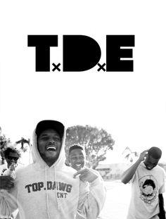TDE. They seem so fun together