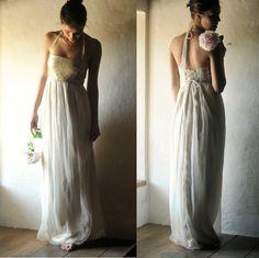 etsy dress. like the back
