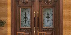 Mẫu cửa gỗ 2 cánh lớn- Cửa gỗ 2 cánh cao cấp dành cho ngôi nhà của bạn! – CỬA GỖ CAO CẤP ĐỨC TIẾN