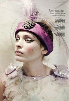 Vogue Russia - Paolo Roversi