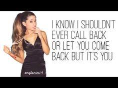 Problem - Ariana Grande ft. Iggy Azalea (Lyrics)