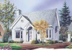 Plan #23-509 - Houseplans.com