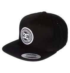 88abc36b994 Gorra DC Shoes Stapler Anthracite Authentic Yupoong Street Urban Skate