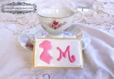 the cutest little placecard I have ever seen
