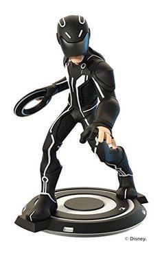 Disney Infinity 3.0 - TRON figure - Sam Flynn. Available for pre-order now. - Photo Credit: Disney #DisneyInfinity3.0 ad