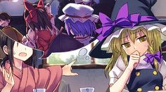 Touhou Kobuto V: Burst Battle delayed to October 10 in North America, October 13 in Europe