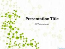 Free Biology PowerPoint Template