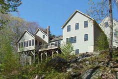 Spacious Lakeside Home on Pemaquid Lake in... - VRBO