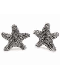 beach wedding favors: starfish Salt & Pepper Shakers