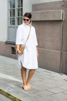 White skirt dress White Skirts, White Dress, Dress Skirt, Shirts, Outfits, Dresses, Style, Fashion, White Dress Outfit